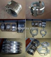 Hubless Couplings/Pipe Clamps