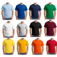 T-shirt any color with printing logo