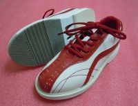 New design high quality fashion rental velcro bowling shoes for sales