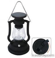 12pcs super bright LED Solar Camping Light