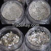Magic Silver Glitter