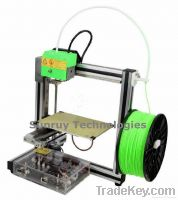 sell 3D printers