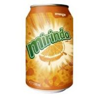 Mirinda Orange Drink 330ml