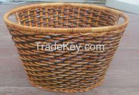 Nice wicker laundry basket with competitive price