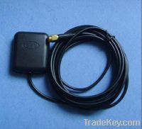 GPS Antenna with SMA/FAKRA, RG174 Cable