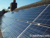 Solar panels & heaters (Monocrystalline silicon)
