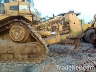 Sell Used Bulldozer, CAT D9R, Very Good Condition
