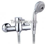 Square Head Hand Held Thermostatic hand Shower -JY71005