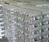 Aluminum ingot, Pure Aluminum Ingot99.9%, low price