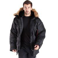 Sell Parka Men's Winter Outdoor Parka Military Windbreaker parka