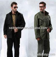 ALPHA INDUSTRIES M-65 Field Coat M65 Windbreaker Casual Jacket Men Out