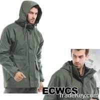 Alpha Industries Nyco ECWCS Field coat Outdoor tactical coat Waterproo