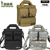 Free Soldier Business Bags Outdoor Sport shoulder pack Military should