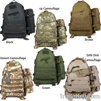 3D Attack Package Soldier Bag Military Backpack Tactical Shoulder Bag