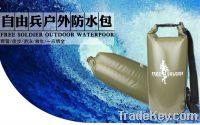 Free Soldier Waterpoof Bags Waterproof hand bags Waterproof shoulder b