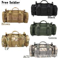 Freedom Soldier 3P waist bagsMilitary Outdoor Waist Bags Sport Waist P