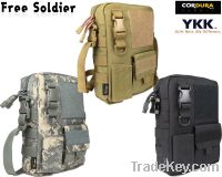 Free Soldier Military Business Bags Outdoor Sport shoulder pack Tactic