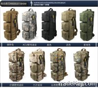 Freedom Soldier Assault pack Tactical Backpack Outdoor Sports bag Trav