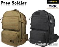 Freedom Soldier Mountain Bag Mountaineer Bag Tactical Backpack Waterpr
