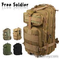 Soldier Bag Military Backpack Tactical Shoulder Bag Assault Backpack C