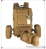 Free Soldier multi-function Bag Military Backpack Tactical multi-funct