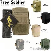 Freedom Soldier Commuter bag Military Attached Bags Outdoor Sport Depu