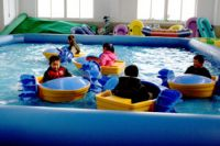 Sell amusement boat, children boat,paddle boat
