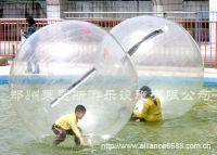 Sell zorb,water walking ball,water roller