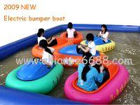 bumper boat/electric bumper boat