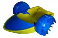 Sell power paddler boat, children boat