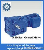 K series gear motor