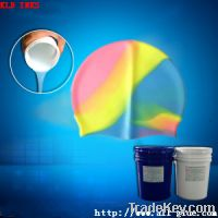 silicone printing inks for silicone swimming caps