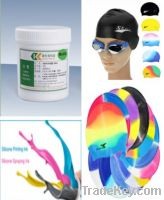 excellent heat resistance silicone screen printing inks