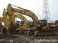 Used Caterpillar 330C Excavator For Sale
