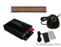 GPS Tracker with camera