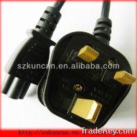 uk plug power cord with C13 plug