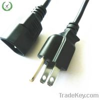 USA power extension cord