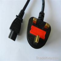 LAPTOP AC ADAPTER, CHARGER POWER LEAD, CORD with UK PLUG