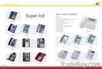 Supply telephones