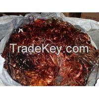 Pure Copper wire scraps