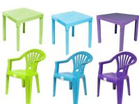 High Quality Plastic Tables And Chairs