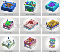 Sell Professional and High Precise Injection Mould