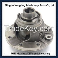 Goog Quality and High Precision Gearbox Housing and Diffrerential Housing