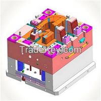 Providing Customized Injection Mould Designing, Manufacturing And Processing Services