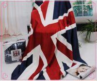 Sell stars speckle leopard printed national flag mink blanket