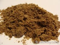 Fish meal for animal feed, Canola seeds, wheat, animal feed