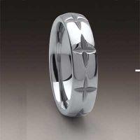 offer Tungsten carbide jewelry