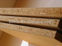 high-density 17mm particle board, plain particle board &raw particle board