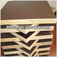 MEL glue poplar core film faced plywood