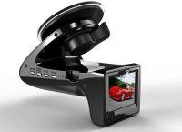 1080P car dvr with GPS+G-Sensor+Radar detection